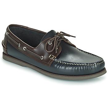 Obuća Djevojčica Balerinke i Mary Jane cipele Christian Pellet Vendée Blue / Smeđa