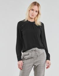 Odjeća Žene  Topovi i bluze Only ONLNEW MALLORY Crna