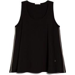 Odjeća Žene  Topovi i bluze NeroGiardini E062790D Crno