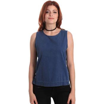 Odjeća Žene  Topovi i bluze Fornarina SE175J70D883SK Plava