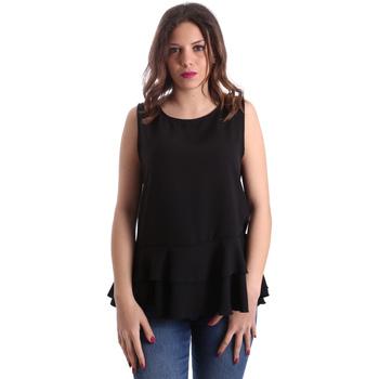 Odjeća Žene  Topovi i bluze Gaudi 911FD45048 Crno