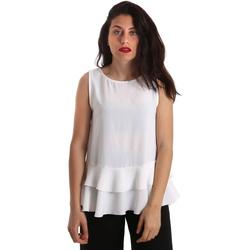 Odjeća Žene  Topovi i bluze Gaudi 911FD45048 Bijela