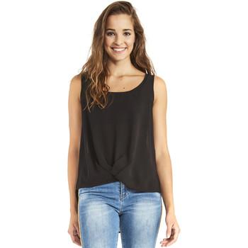 Odjeća Žene  Topovi i bluze Gaudi 911BD45001 Crno