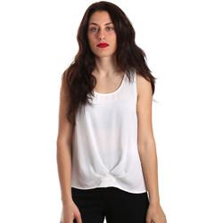 Odjeća Žene  Topovi i bluze Gaudi 911BD45001 Bijela