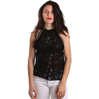 Odjeća Žene  Topovi i bluze Gaudi 911BD45026 Crno
