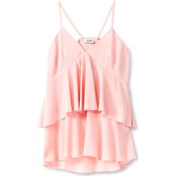 Odjeća Žene  Topovi i bluze Liu Jo F19006T5540 Ružičasta