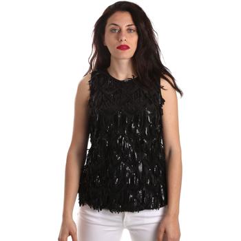Odjeća Žene  Topovi i bluze Fracomina FR19SP533 Crno