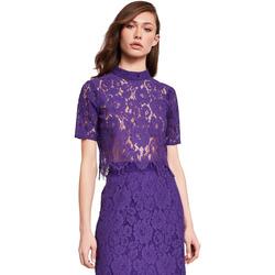 Odjeća Žene  Topovi i bluze Gaudi 921FD45001 Ljubičasta