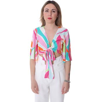 Odjeća Žene  Topovi i bluze Fracomina FR20SP519 Bijela