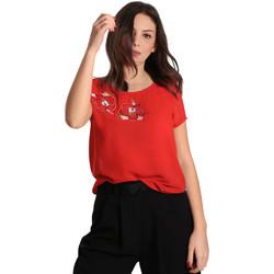 Odjeća Žene  Topovi i bluze Gaudi 811BD45011 Crvena