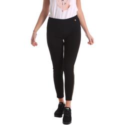 Odjeća Žene  Chino hlačei hlače mrkva kroja Animagemella 17AI036 Crno