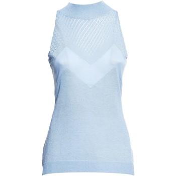 Odjeća Žene  Topovi i bluze Fracomina FR20SM812 Plava