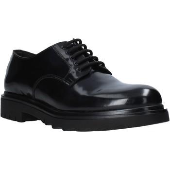 Obuća Muškarci  Derby cipele Exton 608 Crno