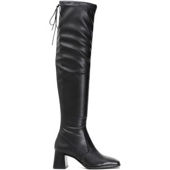 Obuća Žene  Čizme iznad koljena Café Noir LD914 Crno