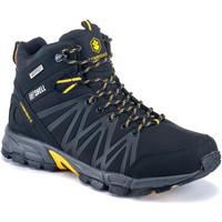 Obuća Muškarci  Pješaćenje i planinarenje Lumberjack SM38801 002 X53 Crno