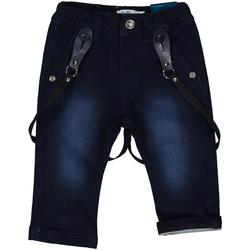 Odjeća Djevojčica Slim traperice Melby 20F0220 Plava