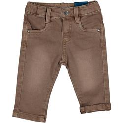 Odjeća Djeca Slim traperice Melby 20F2180 Smeđa