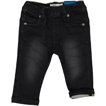 Odjeća Djeca Slim traperice Melby 20F2210 Crno