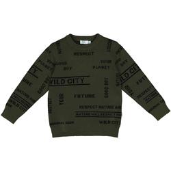 Odjeća Djeca Sportske majice Melby 40B2032 Zelena