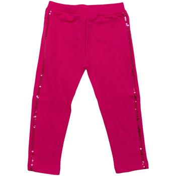Odjeća Djevojčica Tajice Melby 20F2061 Ružičasta