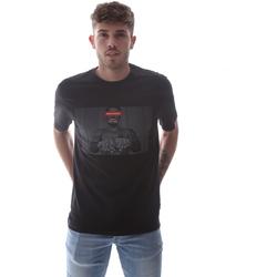Odjeća Muškarci  Majice kratkih rukava Sprayground 21SFW004 Crno