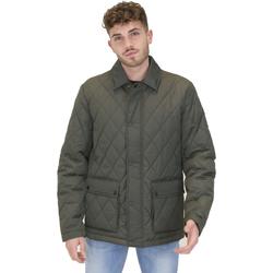 Odjeća Muškarci  Parke Navigare NV65010 Zelena