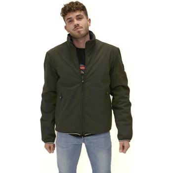 Odjeća Muškarci  Flisevi Navigare NV67076 Zelena