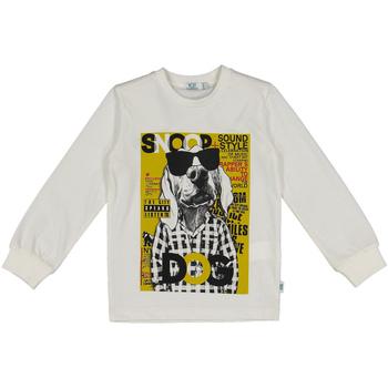 Odjeća Djeca Sportske majice Melby 40C0062 Bijela