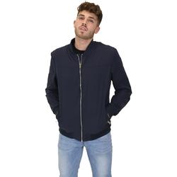 Odjeća Muškarci  Kratke jakne Les Copains 9UB081 Plava