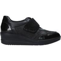 Obuća Žene  Slip-on cipele Enval 6278100 Crno