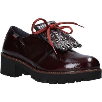 Obuća Žene  Derby cipele CallagHan 13434 Crvena