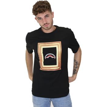 Odjeća Muškarci  Majice kratkih rukava Sprayground 21SFW005 Crno
