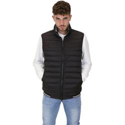 Odjeća Muškarci  Pernate jakne Navigare NV66017 Crno