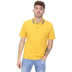 Odjeća Muškarci  Polo majice kratkih rukava Les Copains 9U9022 Žuta boja