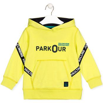 Odjeća Djeca Sportske majice Losan 025-6002AL Zelena