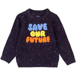 Odjeća Djeca Puloveri Losan 025-5001AL Plava