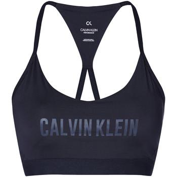 Odjeća Žene  Sportski grudnjaci Calvin Klein Jeans 00GWT0K117 Crno