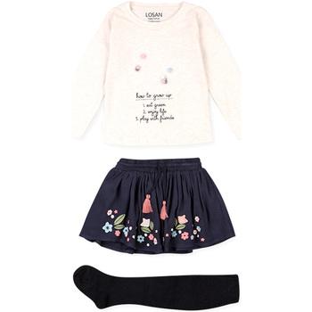 Odjeća Djeca Dječji kompleti Losan 026-8016AL Bež
