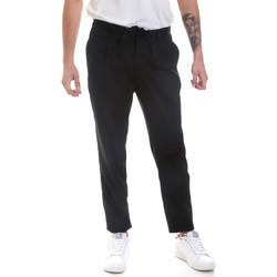 Odjeća Muškarci  Chino hlačei hlače mrkva kroja Antony Morato MMTR00546 FA600181 Crno