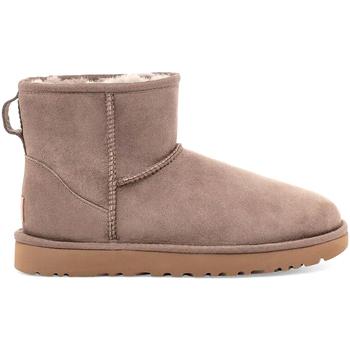 Obuća Žene  Čizme za snijeg UGG UGSCLMCRBO1016222W Smeđa