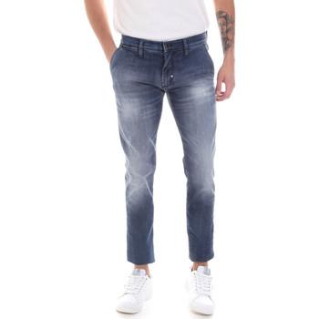 Odjeća Muškarci  Slim traperice Antony Morato MMDT00249 FA750263 Plava