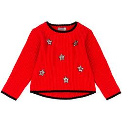 Odjeća Djeca Puloveri Losan 026-5000AL Crvena