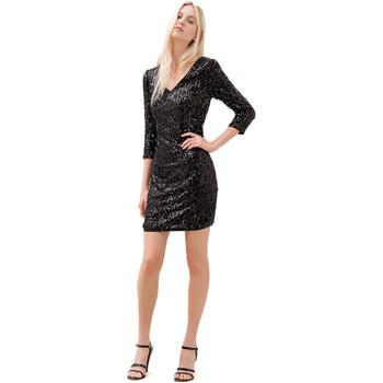 Odjeća Žene  Kratke haljine Fracomina F120W14034W01985 Crno