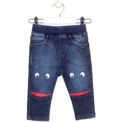Odjeća Djeca Slim traperice Losan 027-6010AL Plava