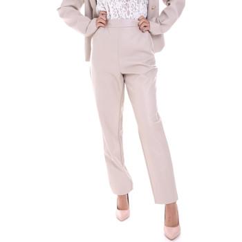Odjeća Žene  Chino hlačei hlače mrkva kroja Fracomina F120W10062E00701 Bež