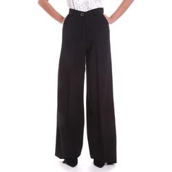 Odjeća Žene  Lagane hlače / Šalvare Fracomina F120W10069W05301 Crno