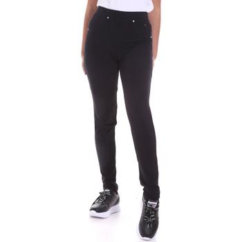 Odjeća Žene  Tajice Key Up 5LG03 0001 Crno