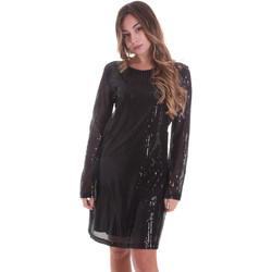 Odjeća Žene  Kratke haljine Gaudi 021FD14005 Crno