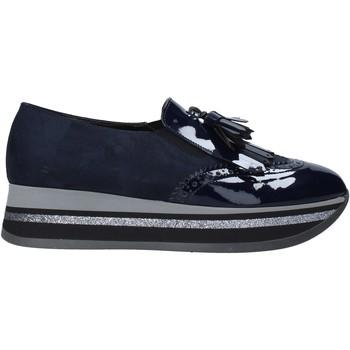 Obuća Žene  Mokasinke Grace Shoes GLAM004 Plava