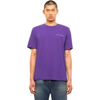 Odjeća Muškarci  Majice kratkih rukava Diesel A01031 0PATI Ljubičasta